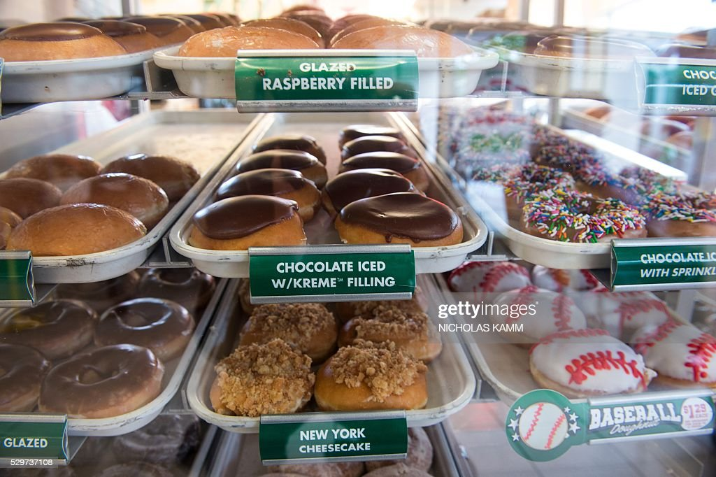 krispy kreme doughnuts inc Krispy kreme doughnuts, inc makes what some would argue are one of the highlights of life on this planet: yeast-raised doughnuts sweet and impossibly fluffy, the.