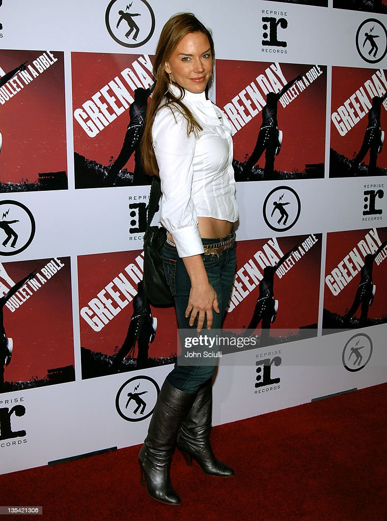 """Green Day's """"Bullet in a Bible"""" Los Angeles Premiere - Arrivals"""