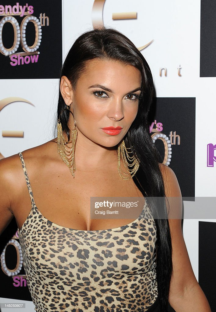 Krista Ayne attends the Wendy Williams 500th Episode Celebration at Element on May 24, 2012 in New York City.