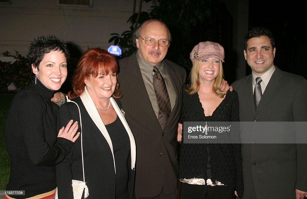 Krista Franz, Joanie Franz, <a gi-track='captionPersonalityLinkClicked' href=/galleries/search?phrase=Dennis+Franz&family=editorial&specificpeople=214579 ng-click='$event.stopPropagation()'>Dennis Franz</a>, Tricia Franz-Pennestri and Phillip Pennestri