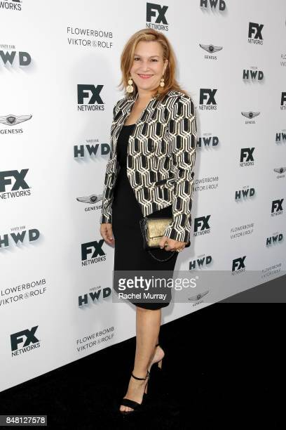 Krista Smith attends FX Networks celebration of their Emmy nominees in partnership with Vanity Fair at Craft on September 16 2017 in Century City...