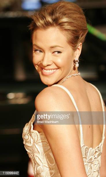Kristanna Loken during 'BloodRayne' Los Angeles Premiere Arrivals at Mann's Chinese in Hollywood California United States