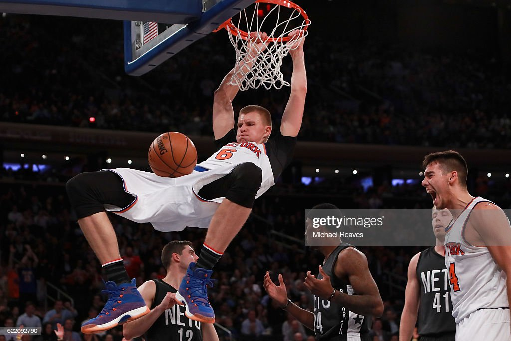 Brooklyn Nets v New York Knicks