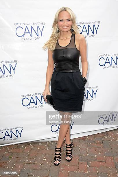 Kristen Chenoweth attends the 2010 Creative Alternatives of New York Annual Gala at the Loeb Central Park Boathouse on May 17 2010 in New York City