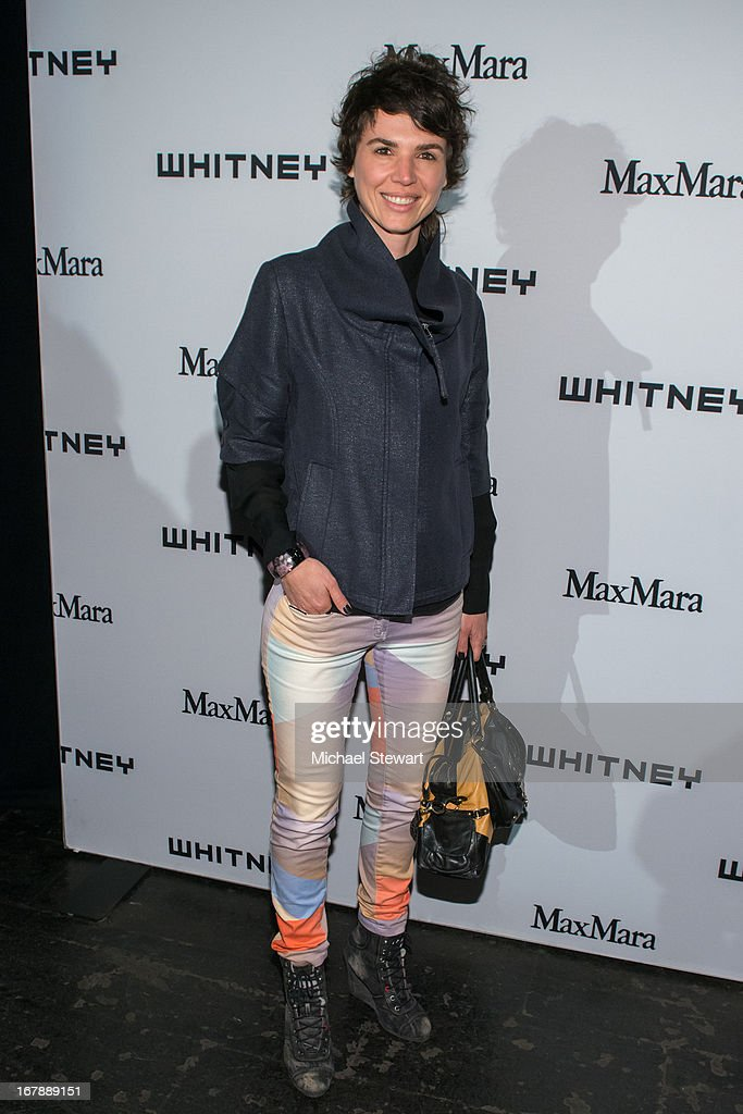 Kristen Dodge attends the 2013 Whitney Art Party at Skylight at Moynihan Station on May 1, 2013 in New York City.