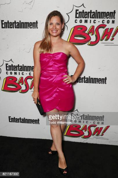 Kristen Dugger at Entertainment Weekly's annual ComicCon party in celebration of ComicCon 2017 at Float at Hard Rock Hotel San Diego on July 22 2017...