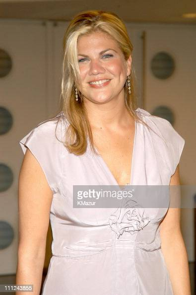 Kristen Johnston during Sex and the City Sixth Season ...