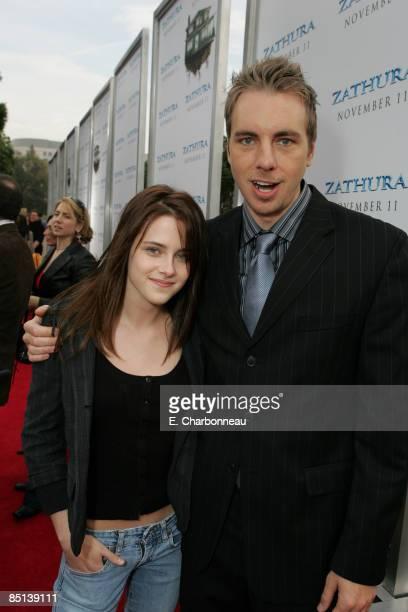 Kristen Stewart and Dax Shepard