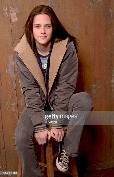 Kristen Stewart at the HP Portrait Studio in Park City Utah