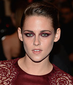 Kristen Stewart attends the 2013 Costume Institute Gala PUNK Chaos to Couture at Metropolitan Museum of Art on May 6 2013 in New York City