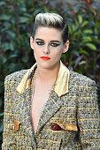 Chanel : Front Row - Paris Fashion Week - Haute Couture...
