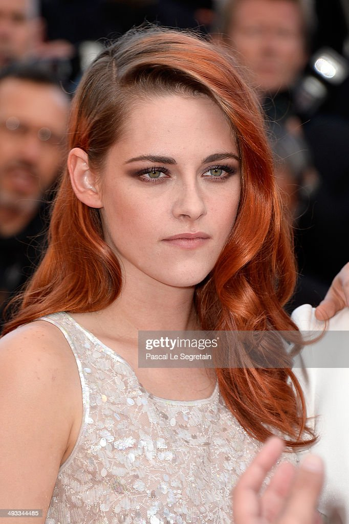 Kristen Stewart attends the 'Clouds Of Sils Maria' premiere during the 67th Annual Cannes Film Festival on May 23, 2014 in Cannes, France.