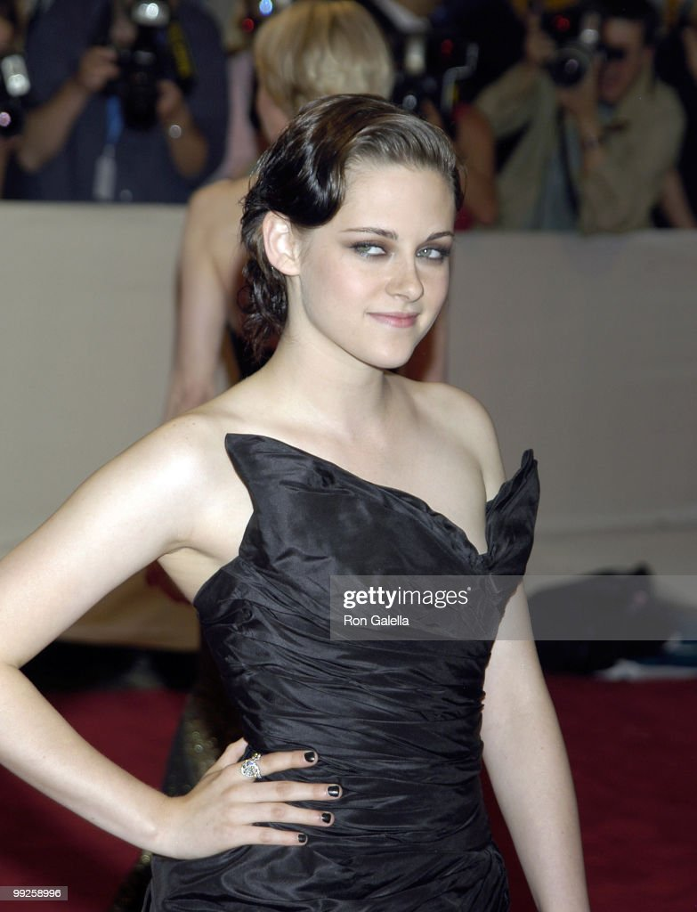 Kristen Stewart attends the Costume Institute Gala Benefit to celebrate the opening of the 'American Woman: Fashioning a National Identity' exhibition at The Metropolitan Museum of Art on May 3, 2010 in New York City.