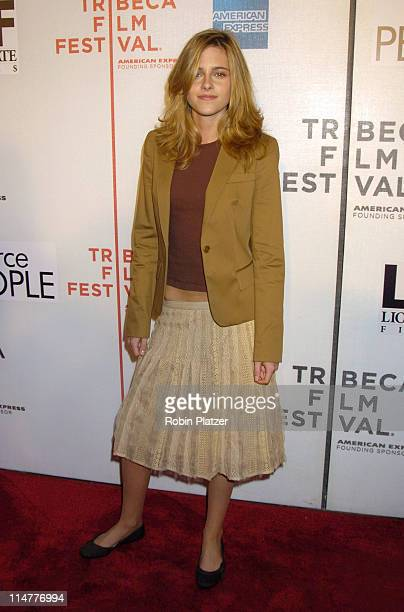 Kristen Stewart during 4th Annual Tribeca Film Festival 'Fierce People' World Premiere at Tribeca Performing Arts Center in New York New York United...