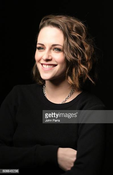 Kristen Stewart from the film ''Certain Women' posed for a portrait during The Hollywood Reporter 2016 Sundance Studio At Rock Reilly's Day 3 2016...