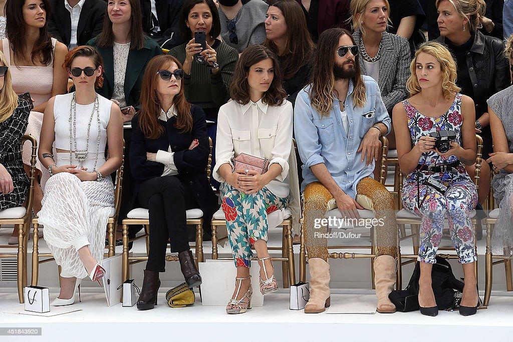 Kristen Stewart, Isabelle Huppert, Alma Jorodowski, Jared Leto, Alice ...