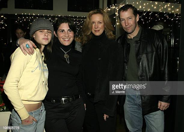 Kristen Stewart Jessica Sharzer Elizabeth Perkins and DB Sweeney