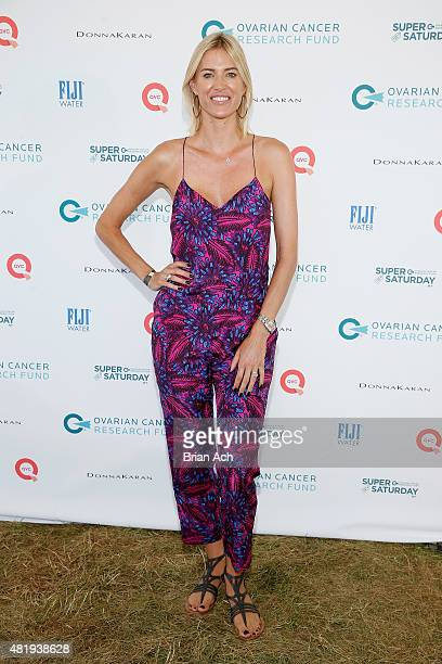 Kristen Taekman attends QVC Presents Super Saturday LIVE on July 25 2015 in Water Mill New York