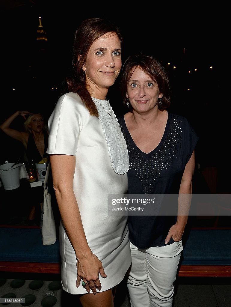 <a gi-track='captionPersonalityLinkClicked' href=/galleries/search?phrase=Kristen+Wiig&family=editorial&specificpeople=4029391 ng-click='$event.stopPropagation()'>Kristen Wiig</a> and <a gi-track='captionPersonalityLinkClicked' href=/galleries/search?phrase=Rachel+Dratch&family=editorial&specificpeople=209387 ng-click='$event.stopPropagation()'>Rachel Dratch</a> attend The Cinema Society & Brooks Brothers Host A Screening Of Lionsgate And Roadside Attractions' 'Girl Most Likely' After Party at Hotel Americano on July 15, 2013 in New York City.
