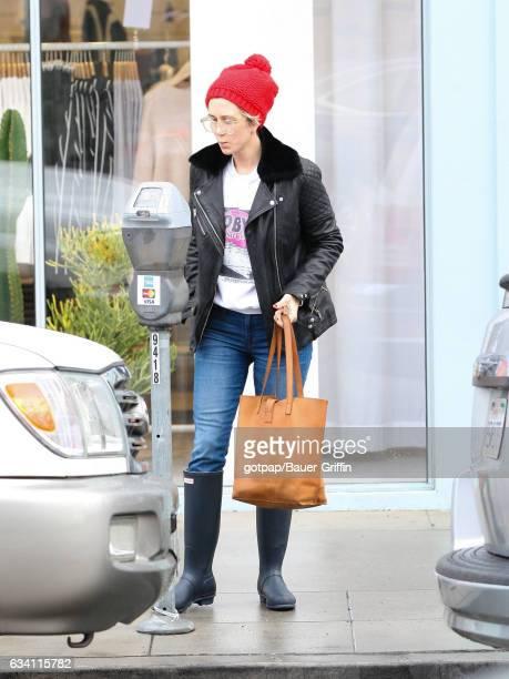 Kristen Wiig is seen on February 06 2017 in Los Angeles California