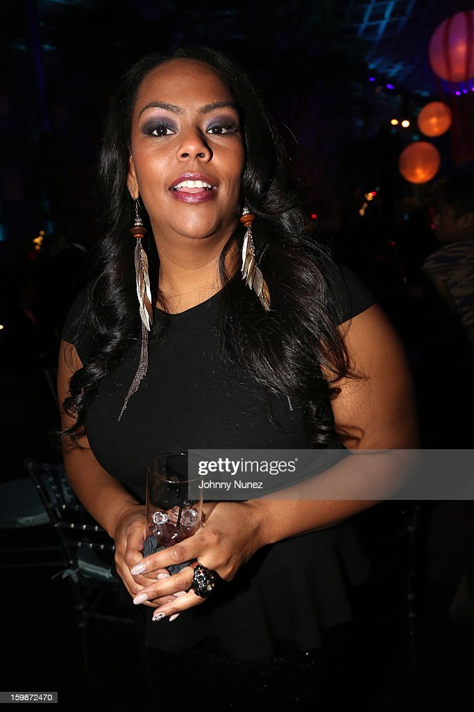 Kristi Henderson attends the 2013 BET Networks Inaugural Gala at Smithsonian National Museum Of American History on January 21, 2013 in Washington, United States.