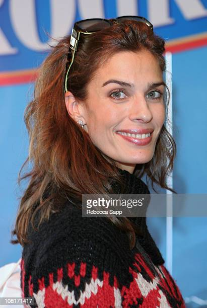 Kristian Alfonso at General Mills during General Mills at the 2005 Silver Spoon PreGolden Globe Hollywood Buffet at Private Event in West Hollywood...