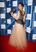 Kristian Alfonso attends the 12th Astra Awards at Carriageworks on March 20 2014 in Sydney Australia