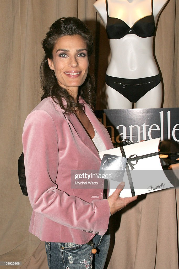 Kristian Alfonso during 33rd Annual Daytime Emmy Awards - Gift Suite - Day 1 in Los Angeles, California, United States.