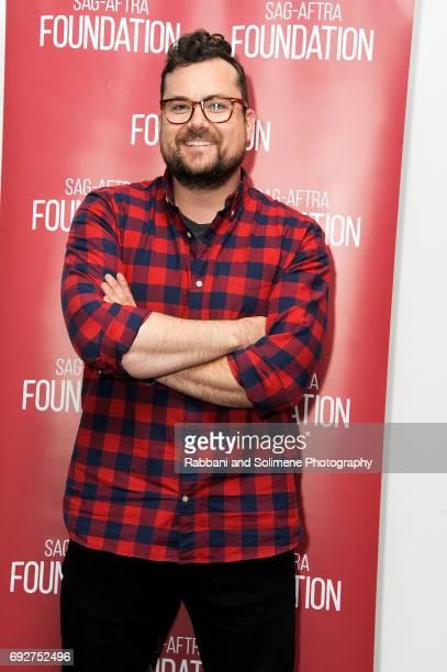 Kristian Bruun attends SAGAFTRA Foundation Conversations 'Orphan Black' at SAGAFTRA Foundation Robin Williams Center on June 5 2017 in New York City