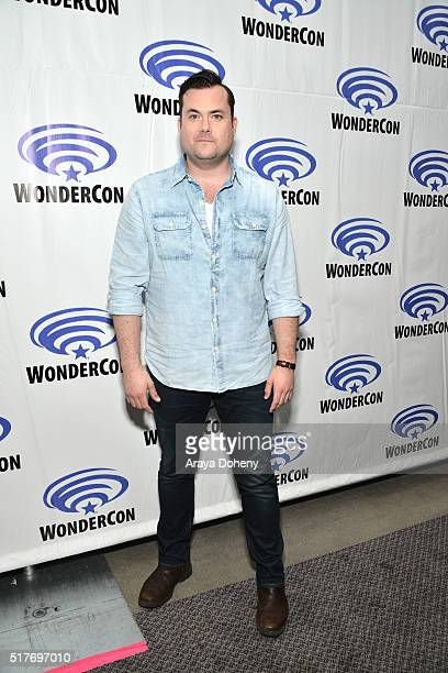 Kristian Bruun attends the 'Orphan Black' panel at WonderCon 2016 at Los Angeles Convention Center on March 26 2016 in Los Angeles California