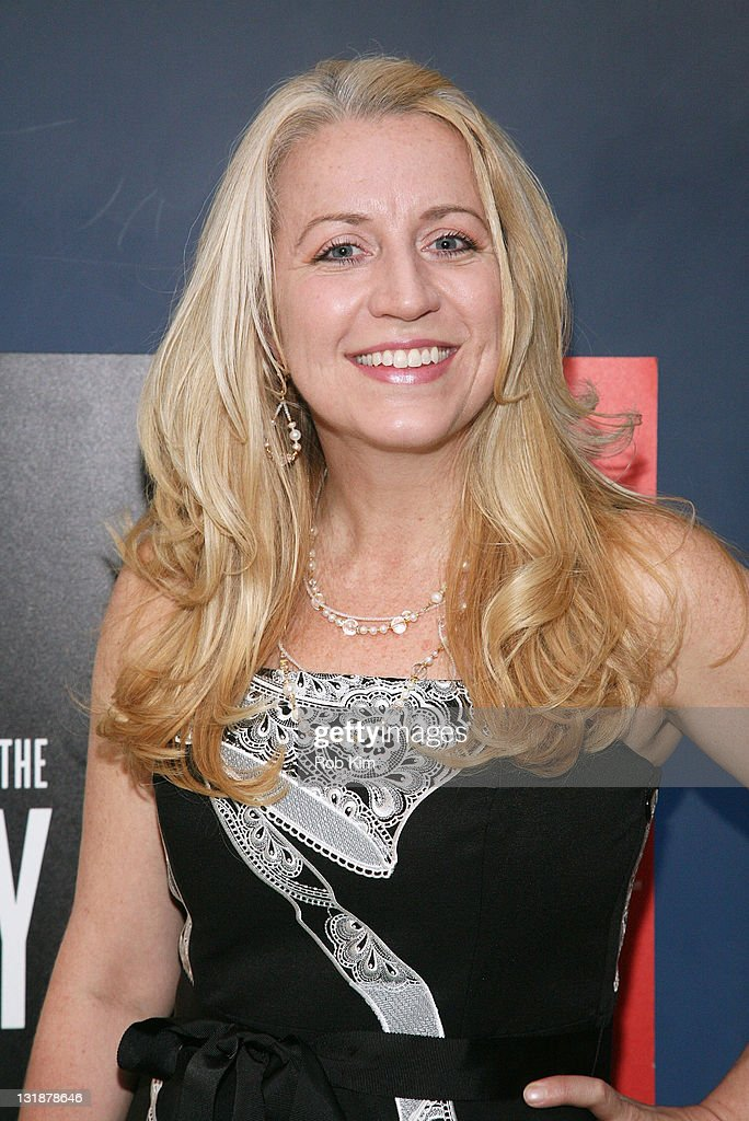 Kristie Dale Sanders attends the opening night of 'The Dream of the Burning Boy' at Roundabout Theatre Company Black Box Theatre on March 23, 2011 in New York City.