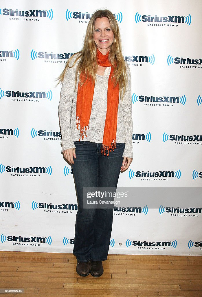 <a gi-track='captionPersonalityLinkClicked' href=/galleries/search?phrase=Kristin+Bauer&family=editorial&specificpeople=3164038 ng-click='$event.stopPropagation()'>Kristin Bauer</a> van Straten at SiriusXM Studios on October 14, 2013 in New York City.