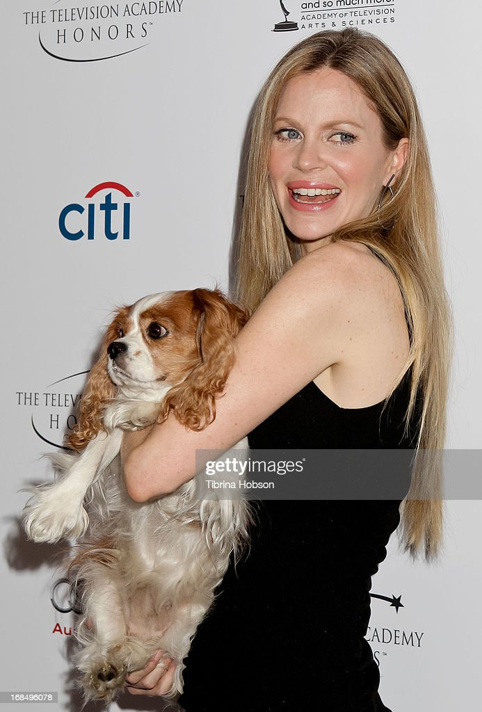 <a gi-track='captionPersonalityLinkClicked' href=/galleries/search?phrase=Kristin+Bauer&family=editorial&specificpeople=3164038 ng-click='$event.stopPropagation()'>Kristin Bauer</a> van Straten attends the 6th annual Television Academy Honors at Beverly Hills Hotel on May 9, 2013 in Beverly Hills, California.