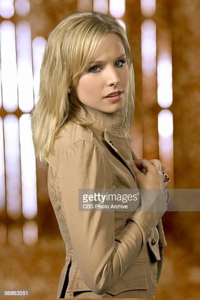 Kristin Bell stars as Veronica in VERONICA MARS on UPN