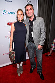 Kristin Cavallari and David Manning attend the Kristin Cavallari By Chinese Laundry presentation at Row NYC on September 17 2015 in New York City