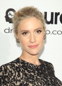 Kristin Cavallari arrives at the 22nd Annual Elton John AIDS Foundation's Oscar viewing party held on March 2 2014 in West Hollywood California