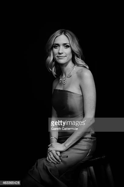 Kristin Cavallari attends American Heart Association Go Red For Women Red Dress Collection 2015 Presented By Macy's at MercedesBenz Fashion Week at...