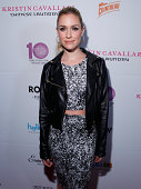 Kristin Cavallari attends STYLE360 Hosts Kristin Cavallari By Chinese Laundry Preview Party At Row NYC at Row NYC on September 11 2014 in New York...