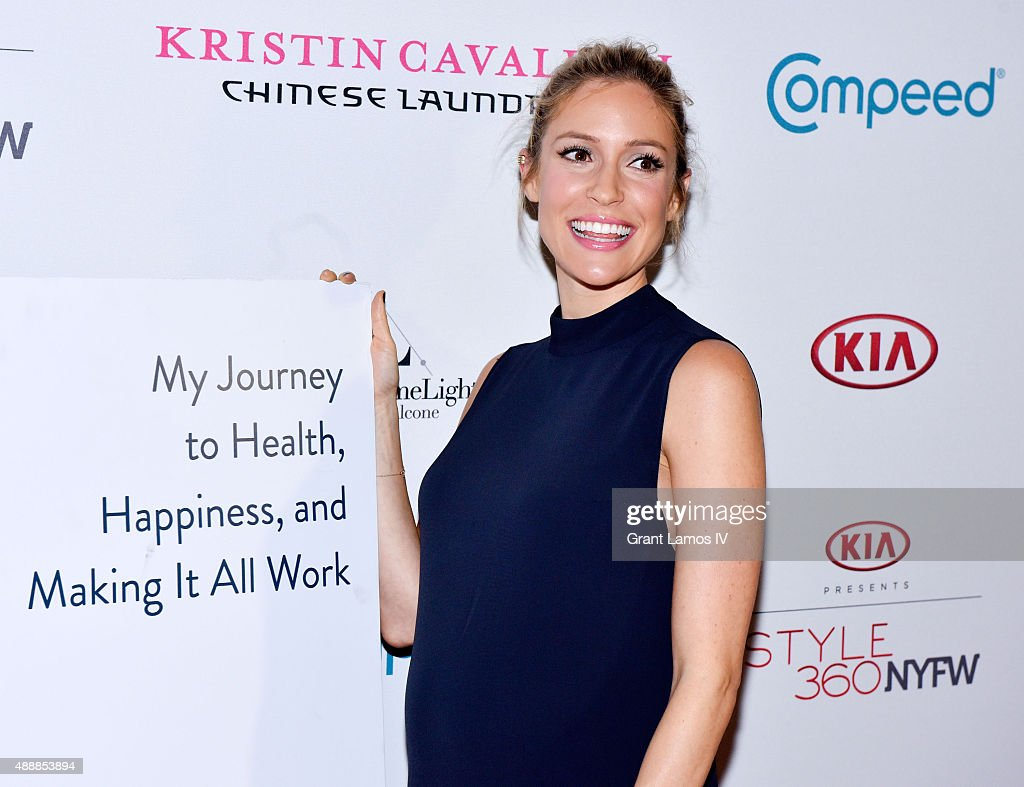 Kristin Cavallari By Chinese Laundry - Front Row - Spring 2016 Style 360