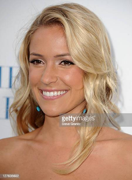 Kristin Cavallari attends the 'Something Borrowed' Los Angeles Premiere on May 3 2011 in Hollywood California