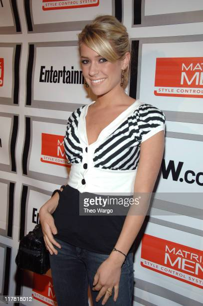 Kristin Cavallari during The Entertainment Weekly/Matrix Men Upfront Party Roaming and Arrivals at The Manor in New York City New York United States