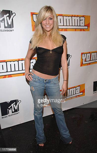 Kristin Cavallari during Wilmer Valderrama and MTV Present the Premiere Party for 'Yo Momma' Red Carpet at Privilege in West Hollywood California...