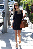 Kristin Cavallari is seen on August 21 2013 in Los Angeles California