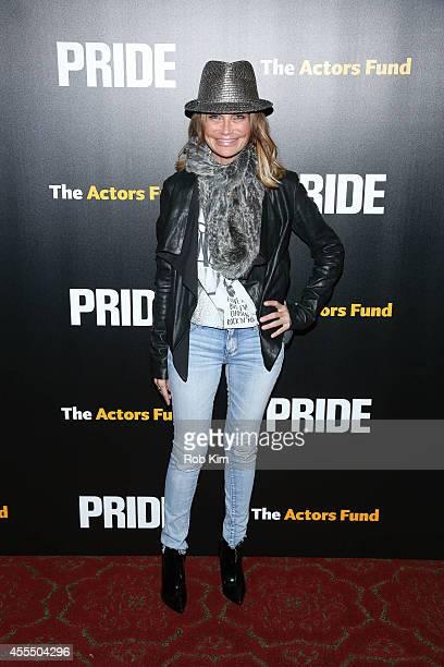 Kristin Chenoweth attends 'Pride' New York Screening at Ziegfeld Theater on September 15 2014 in New York City