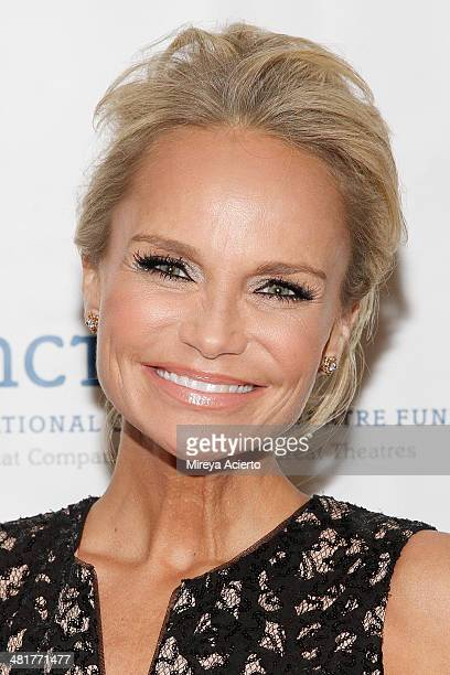 Kristin Chenoweth attends the 2014 National Corporate Theatre Fund Chairman's Awards Gala at The Pierre Hotel on March 31 2014 in New York City