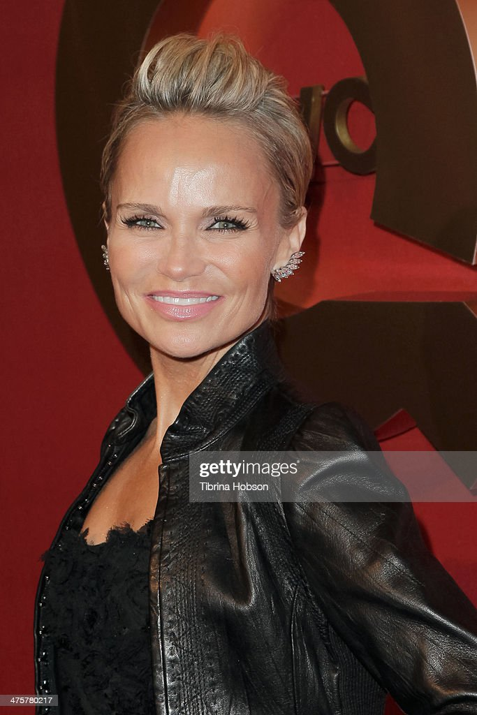<a gi-track='captionPersonalityLinkClicked' href=/galleries/search?phrase=Kristin+Chenoweth&family=editorial&specificpeople=207096 ng-click='$event.stopPropagation()'>Kristin Chenoweth</a> attends the QVC 5th annual red carpet style event at The Four Seasons Hotel on February 28, 2014 in Beverly Hills, California.