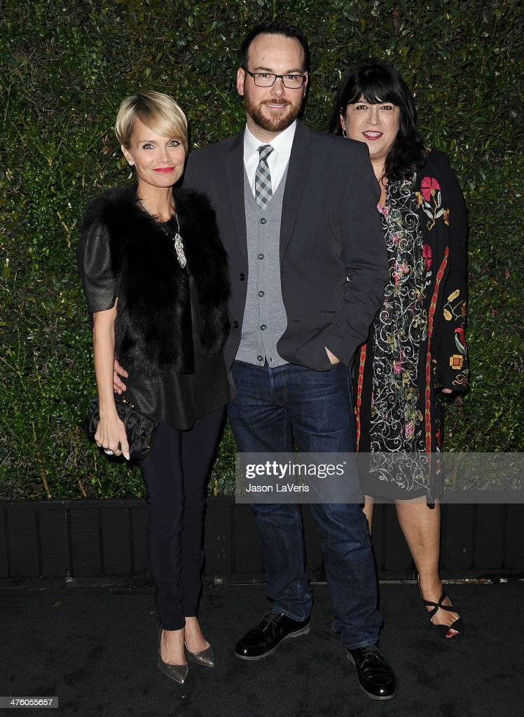 Chanel And Charles Finch Pre-Oscar Dinner