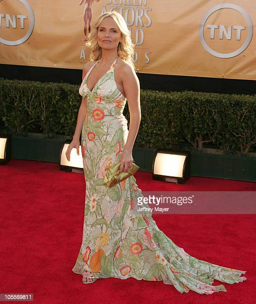 Kristin Chenoweth during 11th Annual Screen Actors Guild Awards Arrivals at Shrine Auditorium in Los Angeles California United States