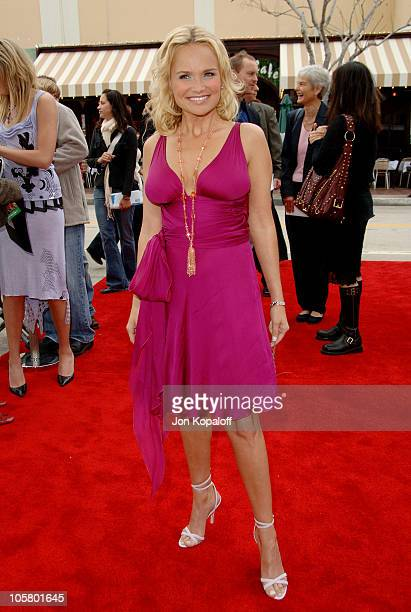 Kristin Chenoweth during 'RV' Los Angeles Premiere Arrivals at Mann Village Theatre in Westwood California United States