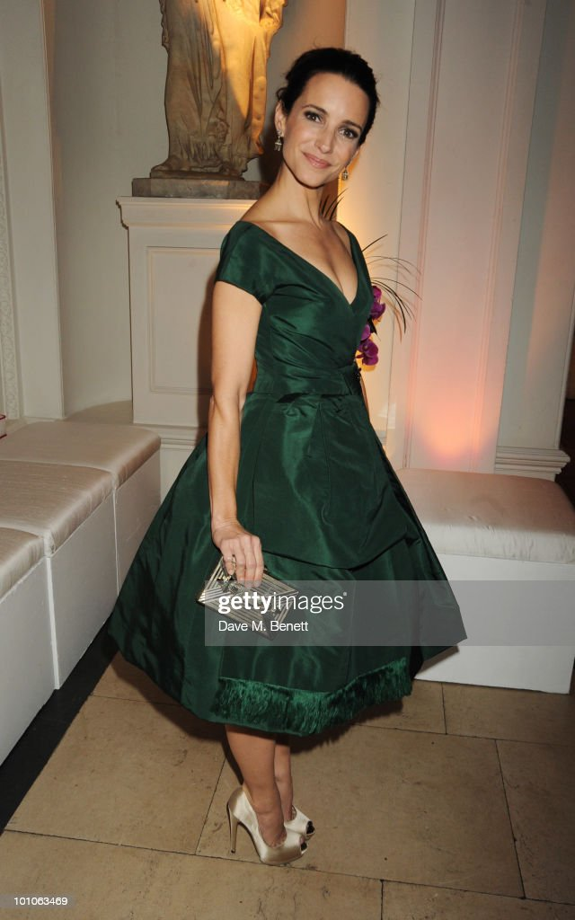 Kristin Davis attends the afterparty following the UK film premiere of 'Sex and the City 2' at The Kensington Palace on May 27, 2010 in London, England.